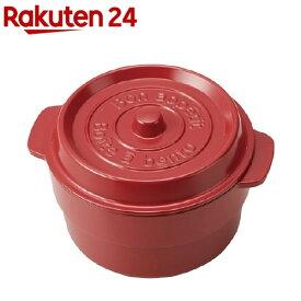 ココポットミニ RD T-86380(1個)【ココポット】[お弁当箱]