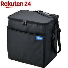 サーモス ソフトクーラー 20L ブラック REQ-020 BK(1個)【サーモス(THERMOS)】[クーラーボックス]