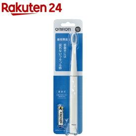 オムロン 音波式電動歯ブラシ HT-B220-W(1台)【オムロン】