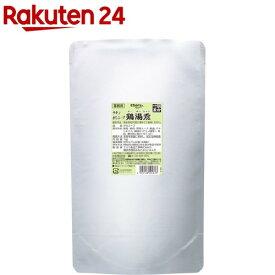 【訳あり】エバラ チキンがらスープ鶏湯香(ヂータンシャン) 業務用(1kg)【エバラ】
