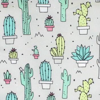 バンキンススーパービブUSA発食事用防水ビブ6〜24ヶ月Cacti