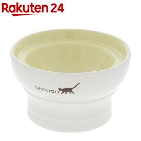 ペティオ necoco 脚付き陶器食器 ドライフード向き(1コ入)【ペティオ(Petio)】