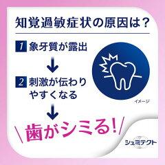 薬用シュミテクト歯周病ケア知覚過敏予防歯磨き粉