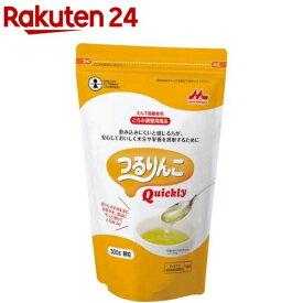 つるりんこクイックリー とろみ調整食品(300g)