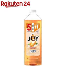 ジョイ コンパクト バレンシアオレンジの香り 特大 つめかえ用(770mL)【StampgrpB】【ジョイ(Joy)】