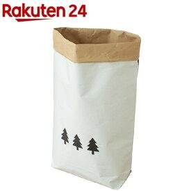 日本の米袋屋さんがつくった北欧風ペーパーバッグ TREE ツリー柄 YGK-3(1枚入)