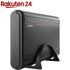 HDDケース 3.5インチHDD アルミボティ USB3.1(Gen1)対応 SATAIII対応 LGB-EKU3(1個)【エレコム(ELECOM)】