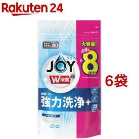 ジョイ 食洗機用洗剤 つめかえ用 特大(930g*6袋セット)【ジョイ(Joy)】
