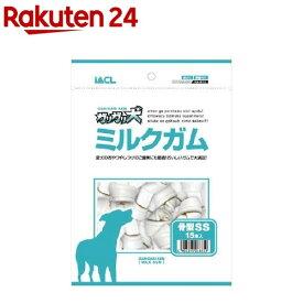 ガリガリ犬 ミルクガム 骨型SSサイズ(15本入)【ガリガリ犬】