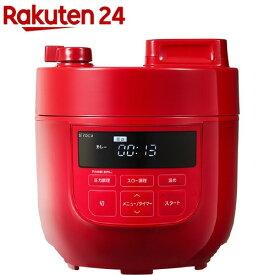 シロカ 電気圧力鍋 sp-d131(rd)(1台)【シロカ(siroca)】