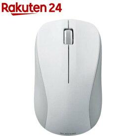 エレコム USB光学式マウス 軽量 Mサイズ ホワイト M-K6URWH RS(1個)【エレコム(ELECOM)】