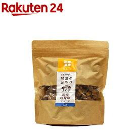 酵素のおやつ 白身魚キューブ(200g)【koso_snack】