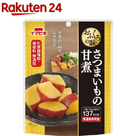イチビキ おふくろの味 さつまいもの甘煮(70g)