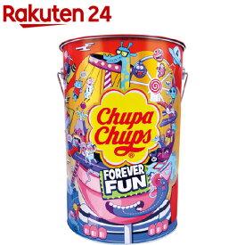 チュッパチャプス FOREVER FUN ホリデー缶(67g)【チュッパチャプス】