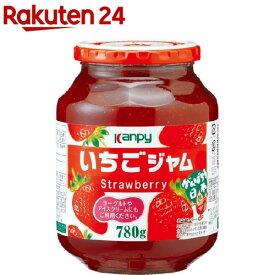 Kanpy(カンピー) いちごジャム(780g)【Kanpy(カンピー)】