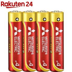 アルカリ乾電池 単4 LR03GD/4S(4コ入)