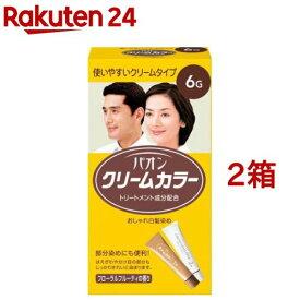 パオンクリームカラー 6G(2箱セット)【パオン】[白髪染め]