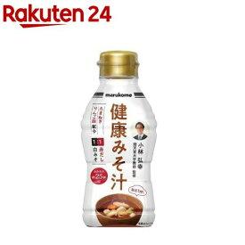 マルコメ 液みそ 健康みそ汁(430g)【y5d】【マルコメ 液みそ】