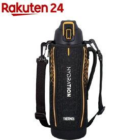 サーモス 真空断熱スポーツボトル 1.5L ブラックオレンジ FHT-1501F BKOR(1個)【サーモス(THERMOS)】