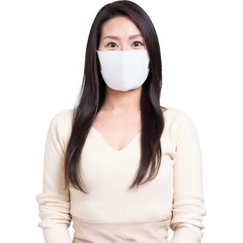 シリカクリン抗菌消臭立体マスクホワイトS