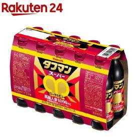 ヤクルト タフマンスーパー(110ml*10本入)【タフマン】