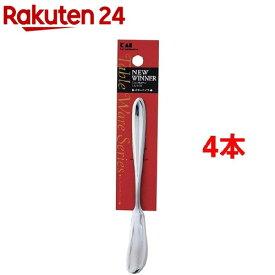 ニューウィナー バターナイフ FA5078(1コ入*4コセット)【ニューウィナー】