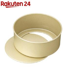 貝印*CKPD アルミフッ素加工のホールケーキ型 12cm 底取れ式 DL-8054(1コ入)