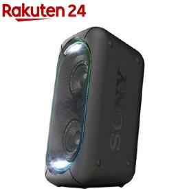 ソニー ワイヤレスポータブルスピーカー SRS-XB60(1個)【SONY(ソニー)】