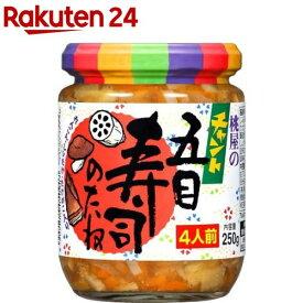 桃屋 チャント五目寿司のたね(250g)