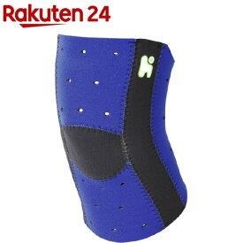 ヘルスポイント ランニング 膝用サポーター ランニングニーサポート 1020HOZ BL M-L(1枚入)【ヘルスポイント(HealthPoint)】