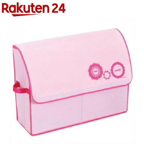 紙袋ストッカー ピンク(1コ入)【アルファックス】