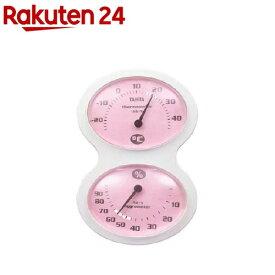 タニタ 温湿度計 ピンク TT-509-PK(1コ入)【タニタ(TANITA)】