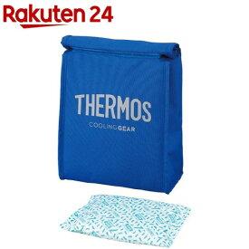 サーモス スポーツ保冷バッグ ブルーシルバー REY-003 BLSL(1個)【サーモス(THERMOS)】