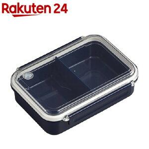 まるごと冷凍弁当 タイトボックス レシピ付き ネイビー 650ml PCL-3SR(1個)