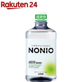 ノニオ マウスウォッシュ スプラッシュシトラスミント(1000ml)【u9m】【ノニオ(NONIO)】