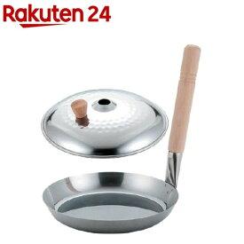 ヨシカワ ステンレス親子鍋 ステンレス親子鍋蓋付き 16cm YH9693(1コ入)
