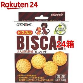 現代製薬 ビスカル(170g*24コセット)