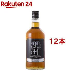ウイスキー 甲州韮崎 オリジナル 瓶(700ml*12本セット)