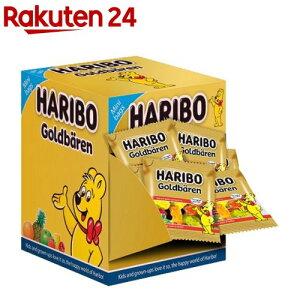 ハリボー ゴールドベア ミニパック(12g*45袋入)【ハリボー(HARIBO)】