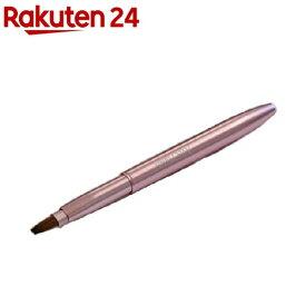 喜筆 携帯リップブラシ プッシュ式ピンク 14-12(1コ入)