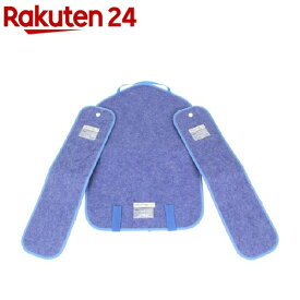 シリカクリン 激取りMAX 速攻乾燥 衣類用NEO 袖付 ブルー(1枚入)【シリカクリン】