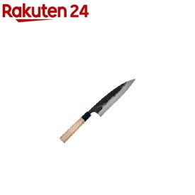 黒打 サバキ包丁 クルミ柄 青1号鋼使用 120mm(1丁)