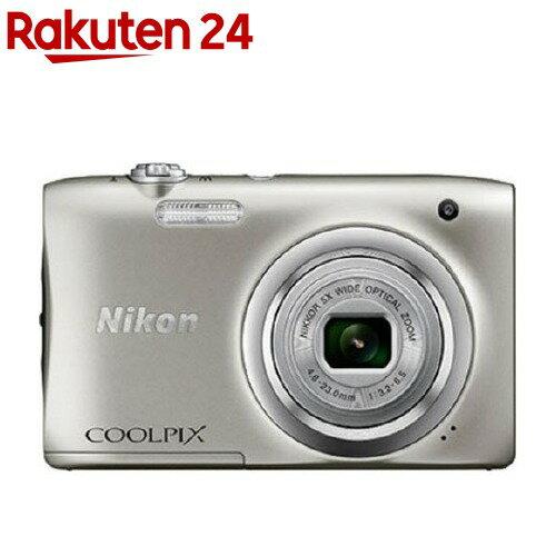 ニコン デジタルカメラ クールピクス A100 シルバー(1台)【クールピクス(COOLPIX)】