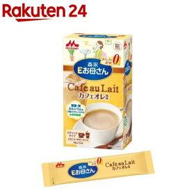 Eお母さん カフェオレ風味(18g*12本入)【Eお母さん】
