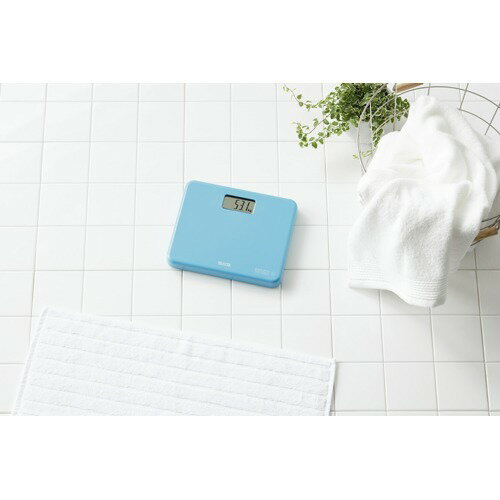 タニタデジタルヘルスメーターブルーHD-660-BL