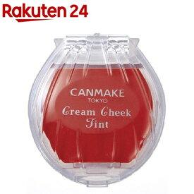 キャンメイク(CANMAKE) クリームチーク ティント 02 ハッピーストロベリー(1.9g)【キャンメイク(CANMAKE)】