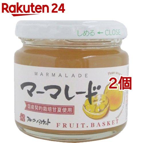 フルーツバスケット マーマレードジャム(140g*2コセット)【フルーツバスケット】