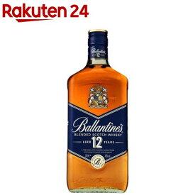 サントリー スコッチウイスキー バランタイン 12年(700ml)