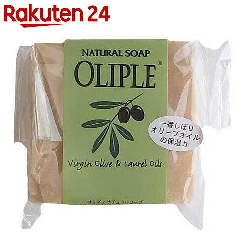 オリプレナチュラルソープ バージンオリーブ&月桂樹オイル 170g