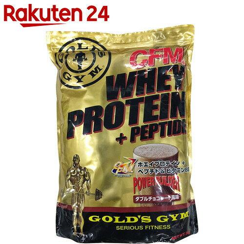 ゴールドジム ホエイプロテイン ダブルチョコレート風味 2kg【イチオシ】【stamp_cp】【stamp_004】